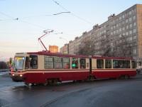 Санкт-Петербург. ЛВС-86М2 №7065