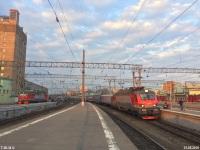 Москва. ЭП2К-326, ЭП20-051