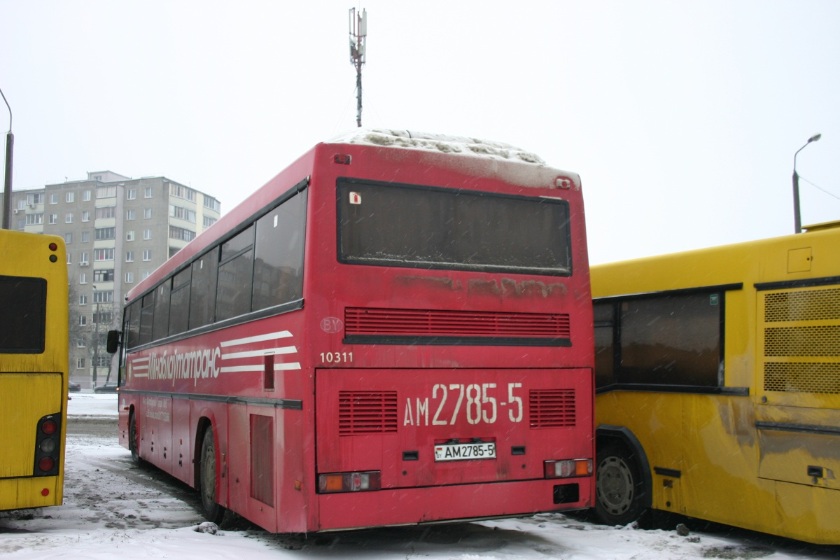 Минск. МАЗ-152.062 AM2785-5