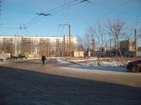 Челябинск. Конечная станция Улица Братьев Кашириных
