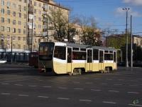 Москва. 71-619КТ (КТМ-19КТ) №1109, Hyundai County SWB вс163