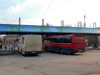 Калуга. Kia Granbird м828ск, ЛАЗ-4207 о127мм
