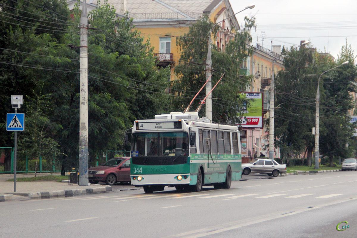 Воронеж. ЗиУ-682Г-016.04 (ЗиУ-682Г0М) №344