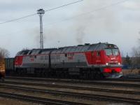 2ТЭ25КМ Пересвет-0337