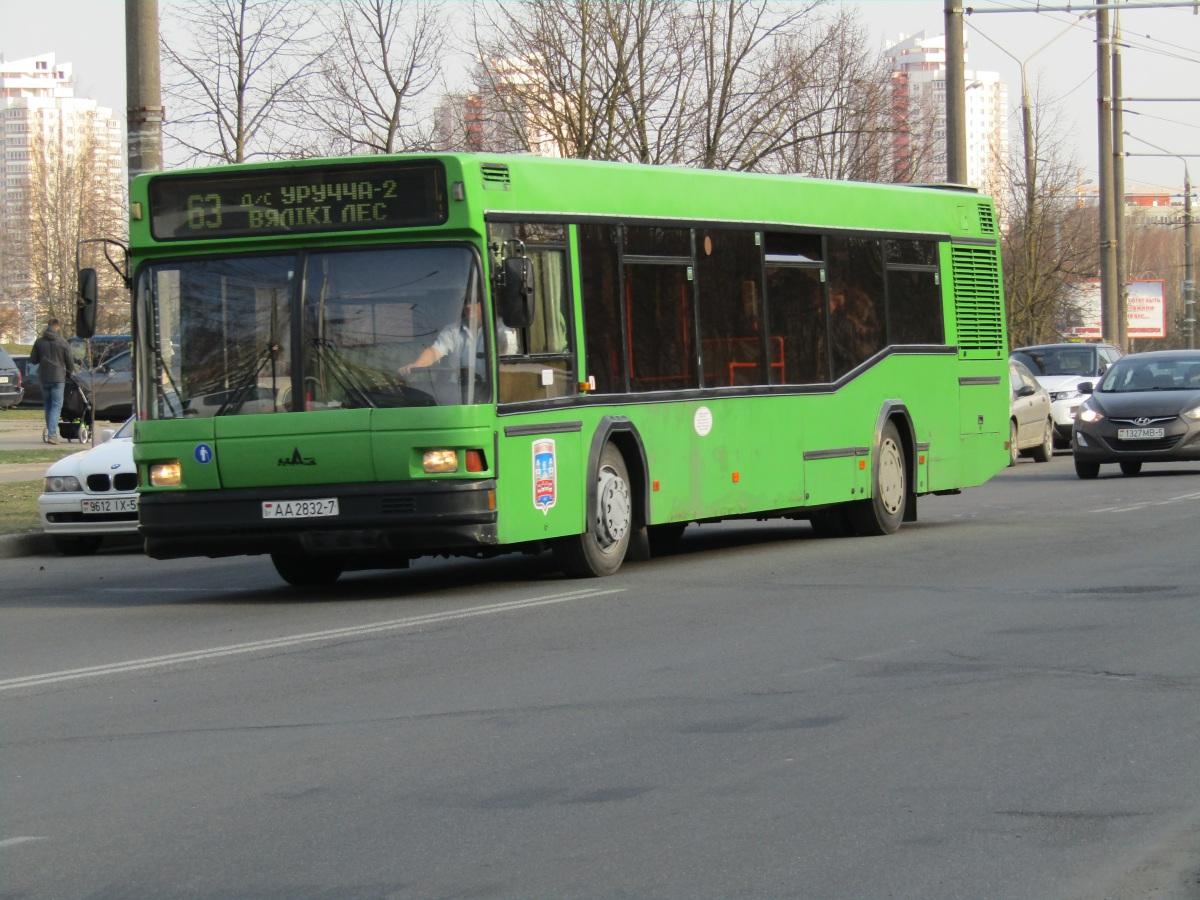 Минск. МАЗ-103.065 AA2832-7