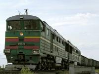 Астрахань. 2ТЭ116-911