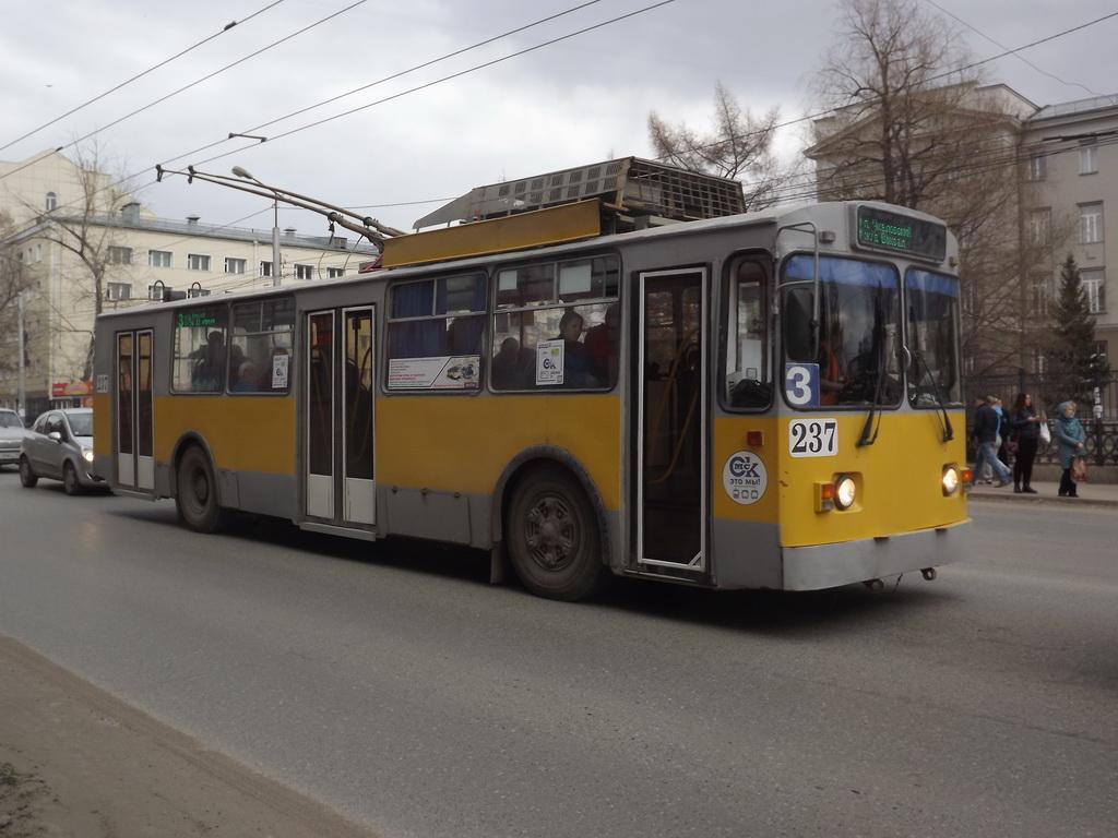 Омск. АКСМ-101 КВР Омск №237