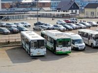 Тула. ЛиАЗ-5256.36 ва791, ЛиАЗ-5256.57-01 р298ск, Имя-М-3006 (Ford Transit) о993рс