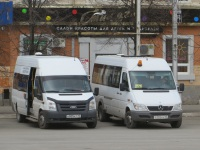 Курган. Нижегородец-2227 (Ford Transit) н805кт, Луидор-2232 (Mercedes-Benz Sprinter) т232ку