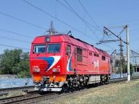 Астрахань. ТЭП70БС-129