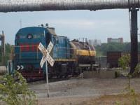 Челябинск. ТГМ4Б-0641