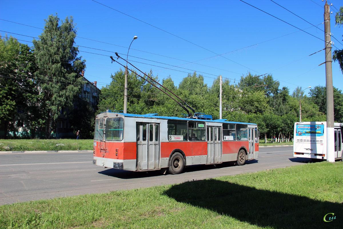 Киров. ЗиУ-682Г00 №516