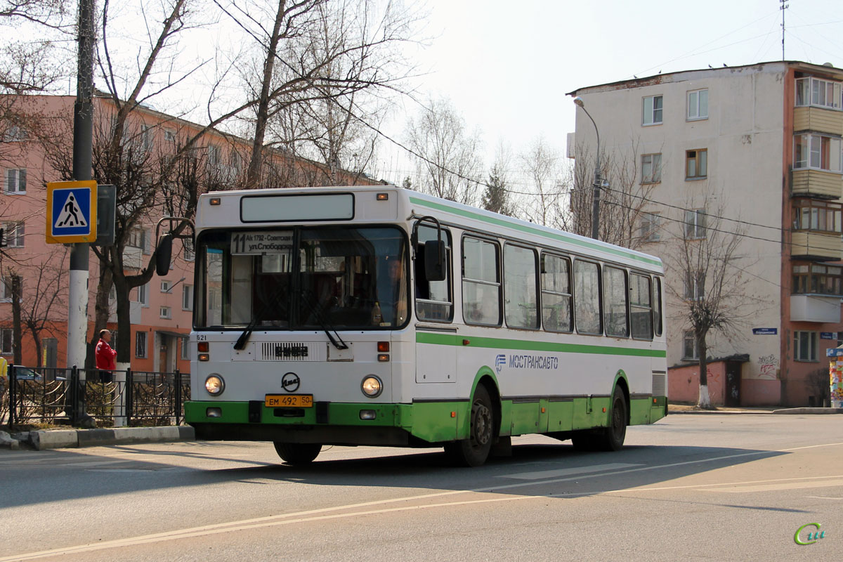 Клин. ЛиАЗ-5256.40 ем492