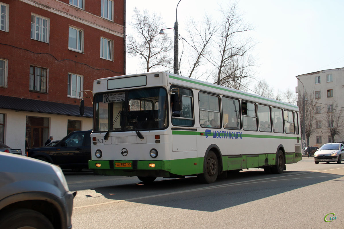 Клин. ЛиАЗ-5256.25 ан893