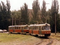 Волжский. Tatra T3SU №109, Tatra T3SU №110