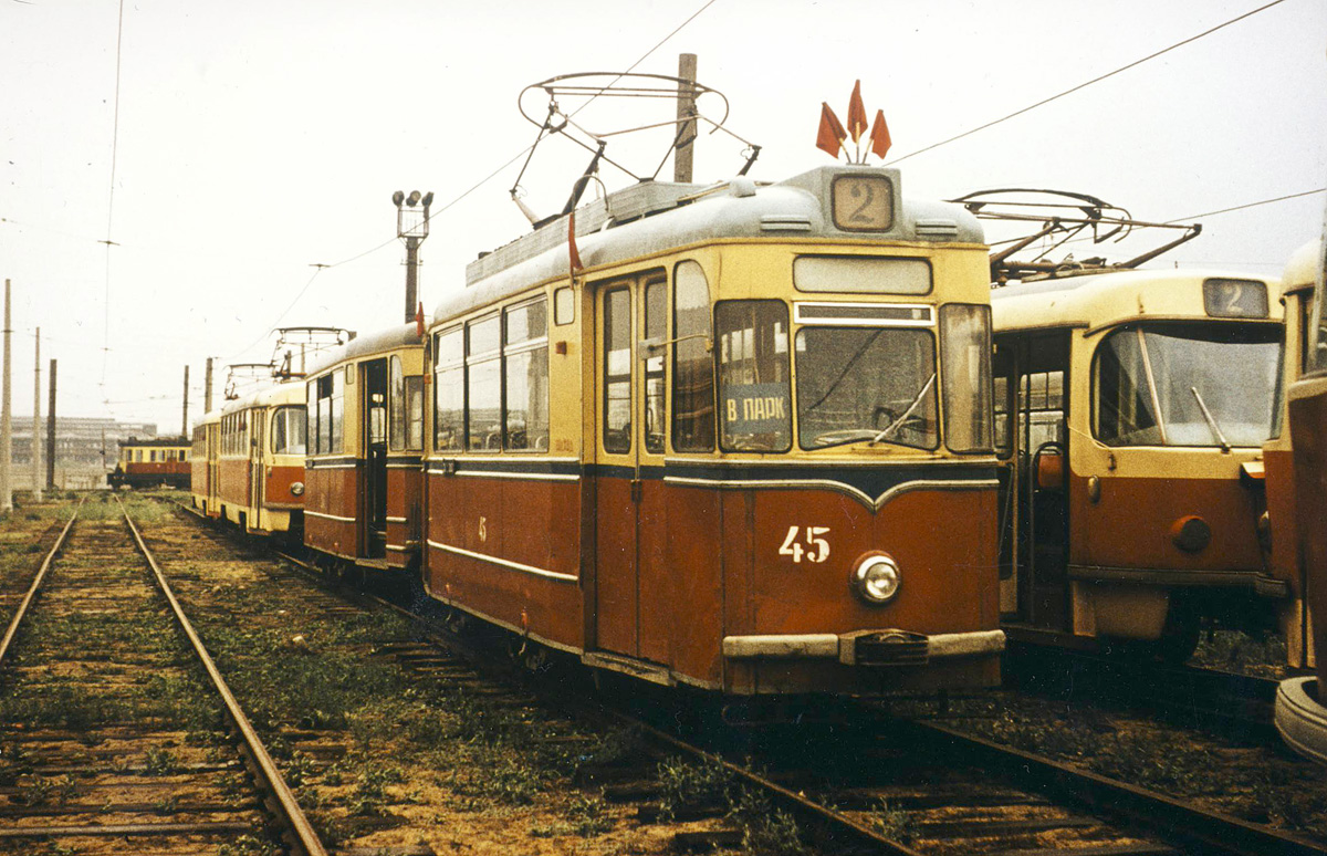 Волжский. Gotha T2-62 №45, Gotha B2-62 №245