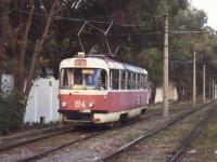 Волжский. Tatra T3SU №124