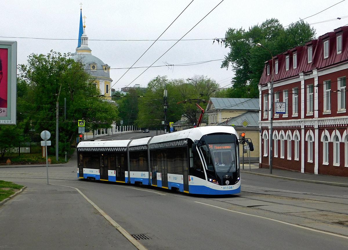 Москва. 71-931М Витязь-М №31138