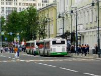 Москва. ЛиАЗ-6213.21 ен356, ЛиАЗ-6213.22-01 у538кр