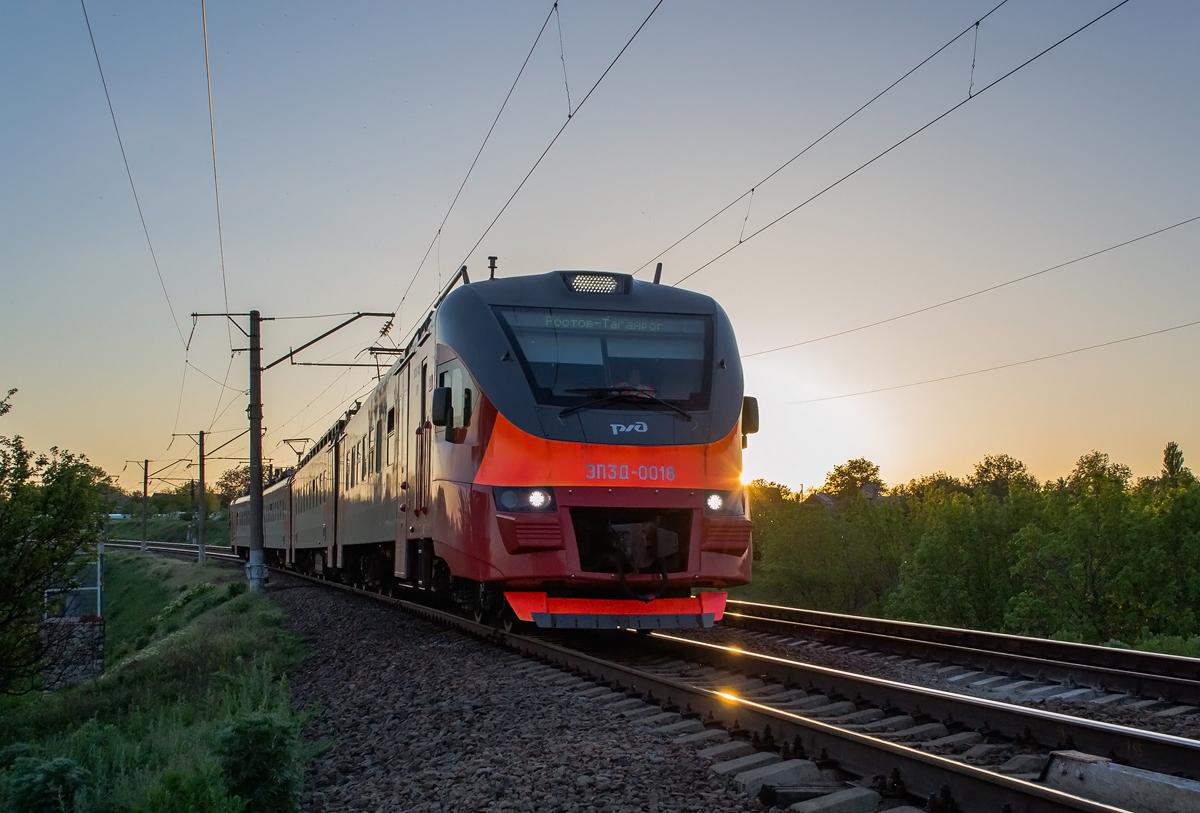 Таганрог. ЭП3Д-0018