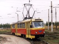 Липецк. Tatra T4D №2043