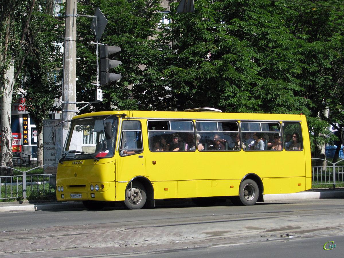 Мариуполь. Богдан А092 AH9302MH