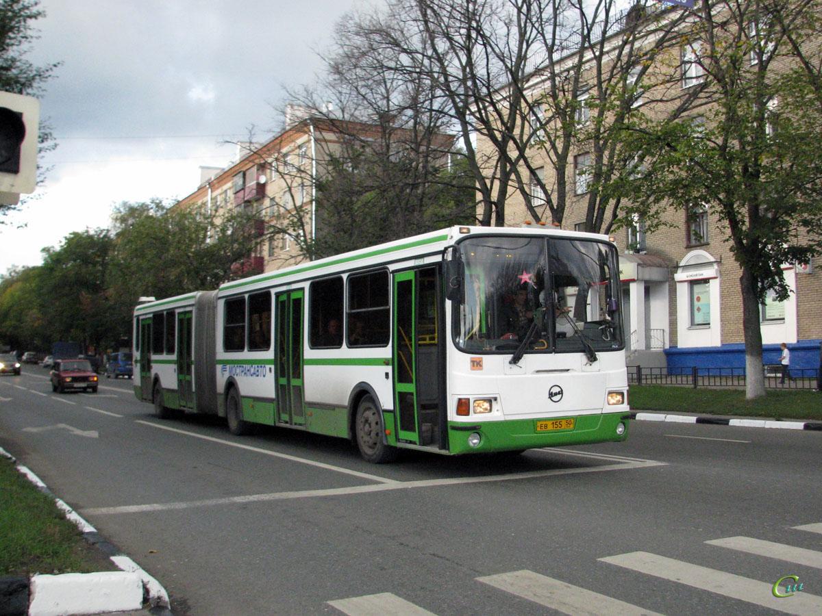 Мытищи. ЛиАЗ-6212.01 ев155