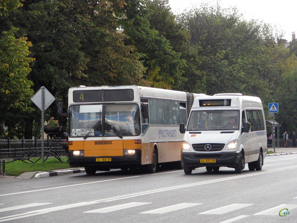 Мытищи. Луидор-2234 (Mercedes-Benz Sprinter 515CDI) ес477, Mercedes-Benz O405G вс768