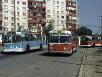 Северодонецк. ЗиУ-682В-012 (ЗиУ-682В0А) №120, ЗиУ-682В00 №124, ЗиУ-682В00 №127