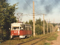 Нижнекамск. 71-605 (КТМ-5) №83