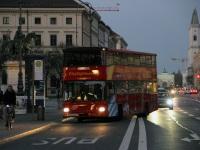 Мюнхен. MAN SD202 M-YC 1129