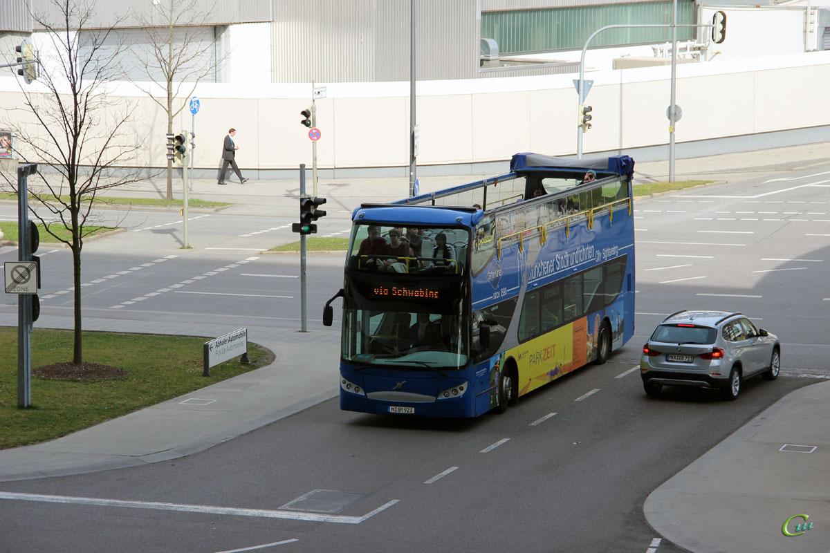 Мюнхен. UNVI Urbis 2.5DD M-SR 923