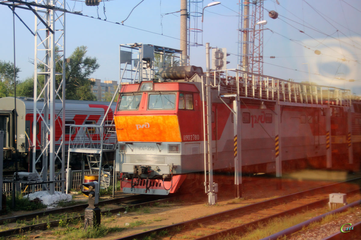 Нижний Новгород. ЧС4т-278