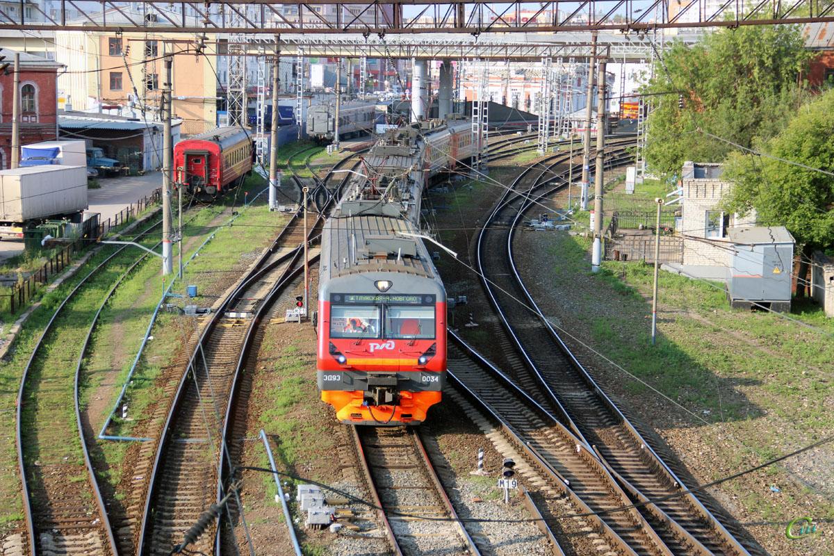 Нижний Новгород. ЭД9Э-0034