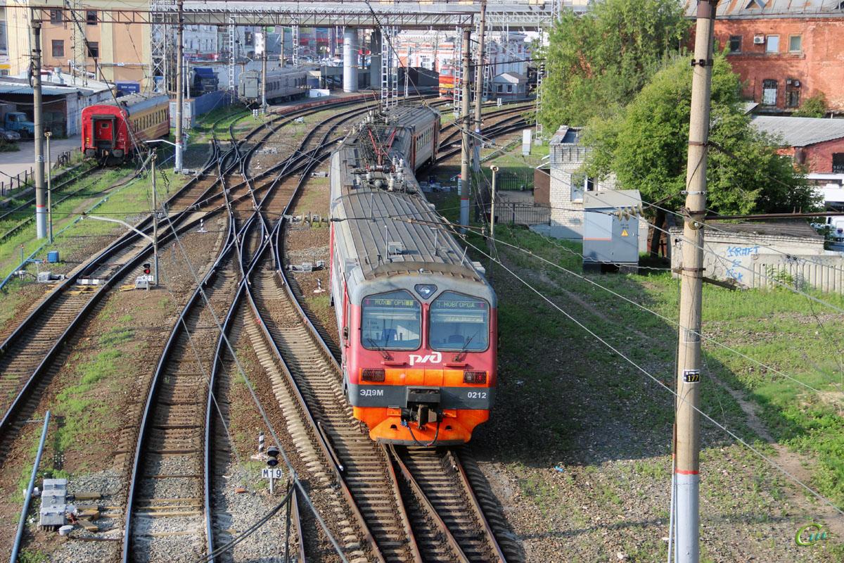 Нижний Новгород. ЭД9М-0212