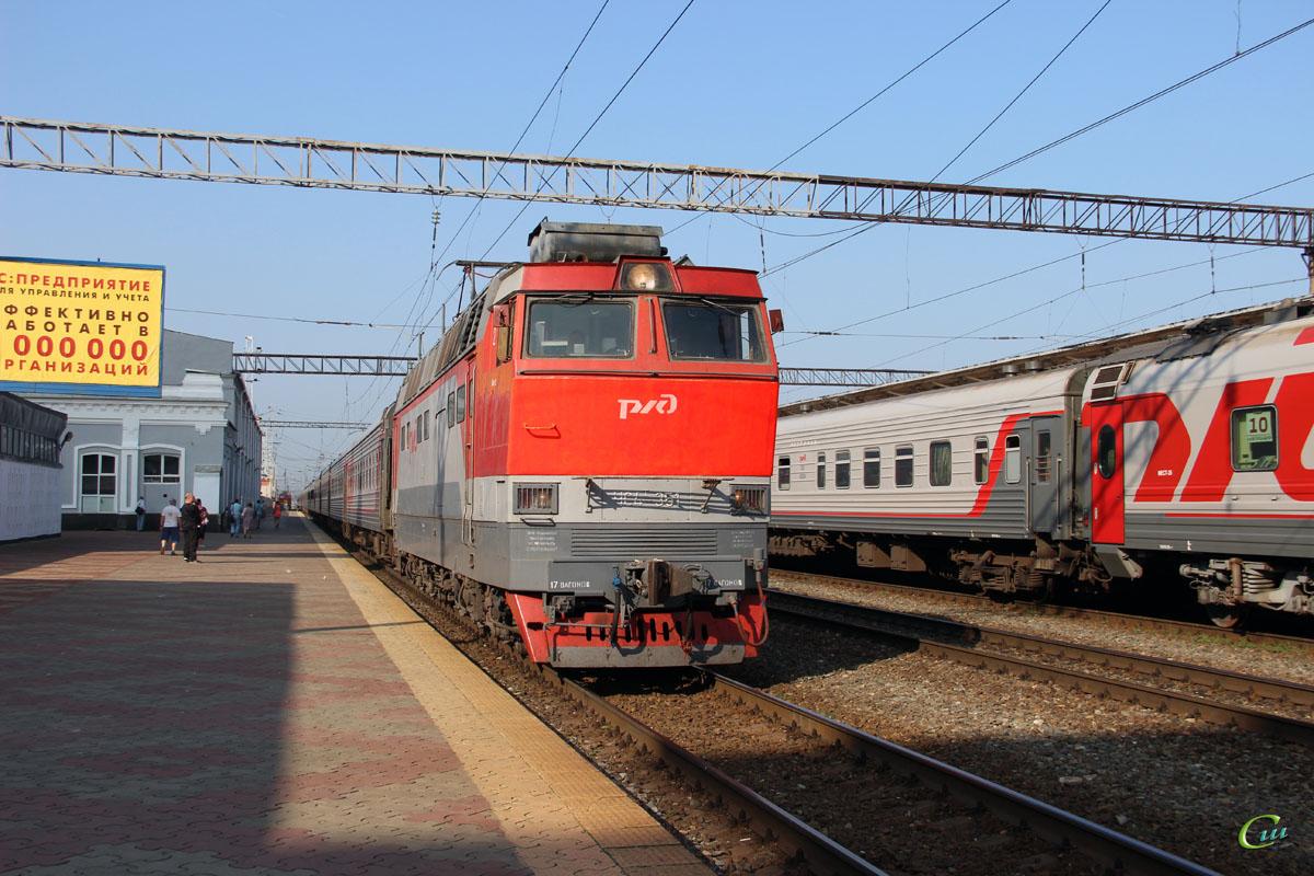 Нижний Новгород. ЧС4т-351