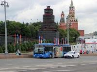 Москва. Mercedes-Benz O345 Conecto LF о850мт