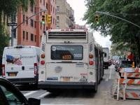 Нью-Йорк. Novabus LFS Artic AU2258