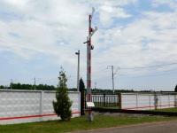 Московская область. Семафор, установленный в качестве экспоната