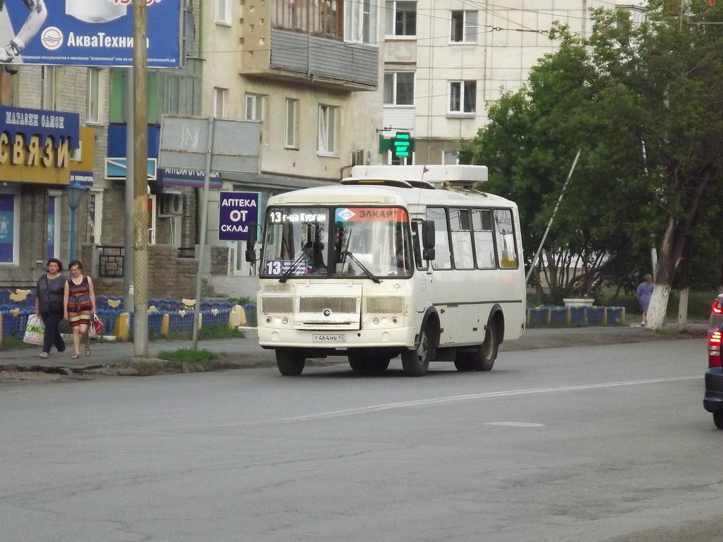 Курган. ПАЗ-32054 т464мв