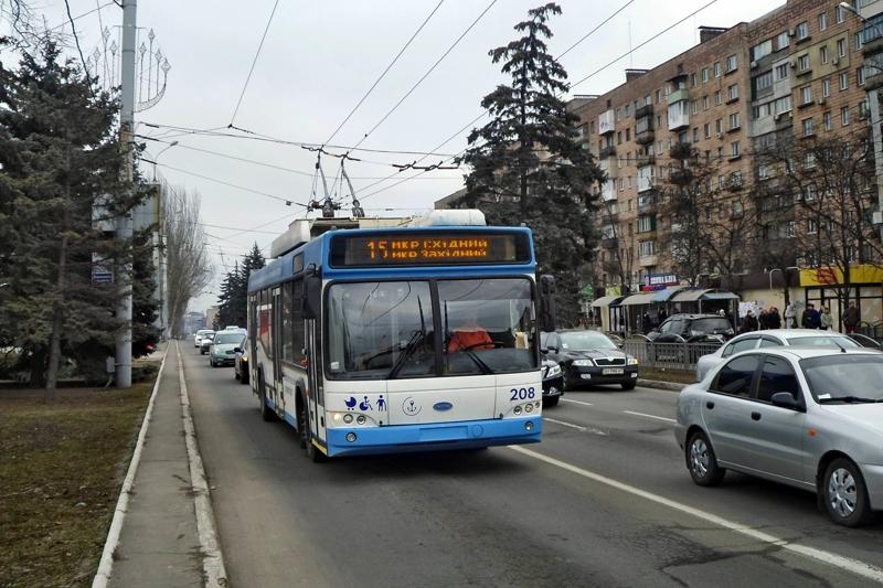 Мариуполь. Дніпро Т103 №208