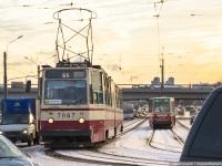 Санкт-Петербург. ЛВС-86К №7067