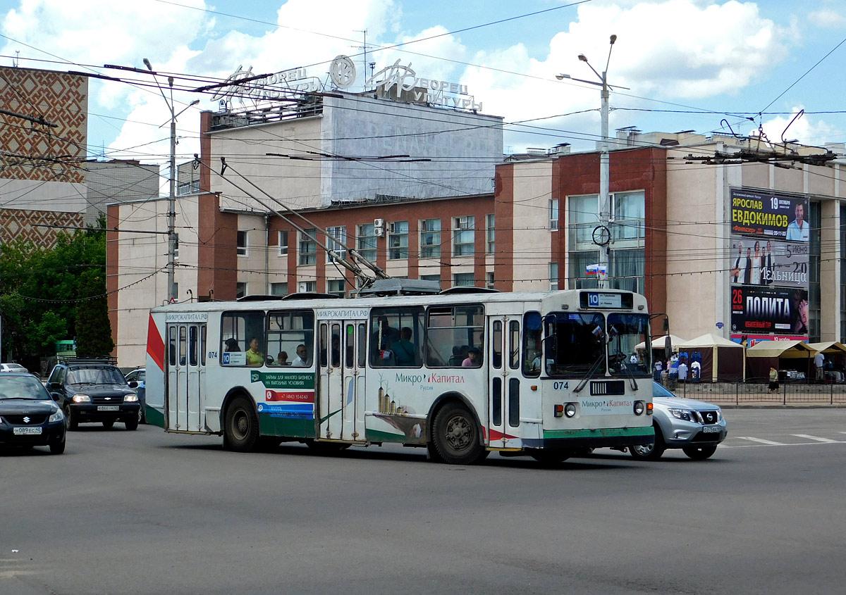 Калуга. ЗиУ-682Г00 №074