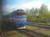 Московская область. 2ТЭ116-1691