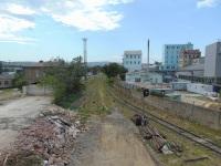 Новороссийск. Станция Новороссийск