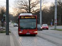 Нюрнберг. Mercedes-Benz O530 Citaro G CNG N-TX 107