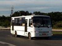 Тюмень. ПАЗ-320412-05 Вектор ао613