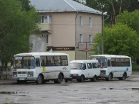 Шадринск. ПАЗ-32054 х161кт, ГАЗель (все модификации) у700кс, ПАЗ-32053 х942ое