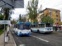 Мариуполь. ЮМЗ-Т2 №1811, ЮМЗ-Т2 №1814
