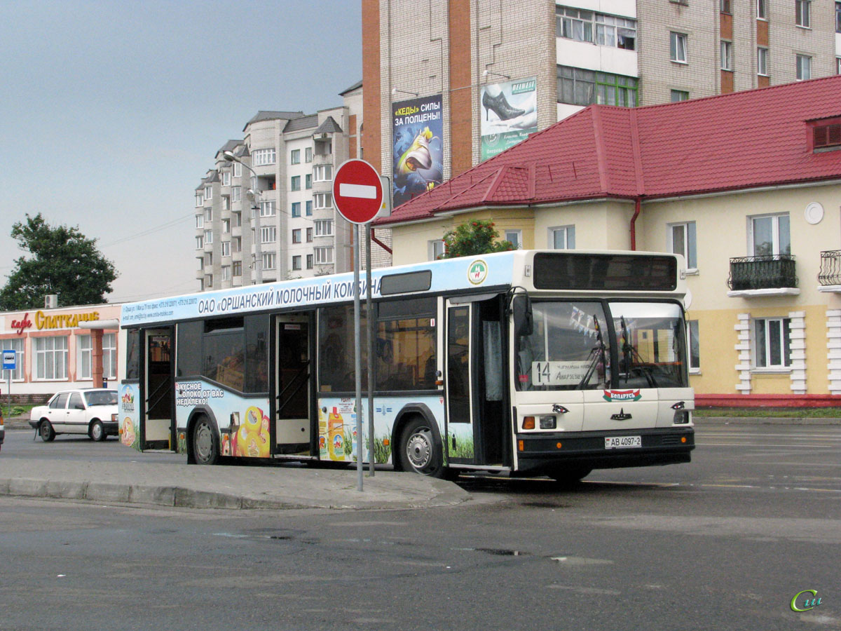 Орша. МАЗ-103.065 AB4097-2